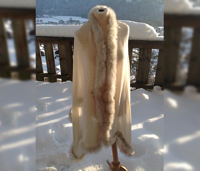 Cream-Cashmere-Fox-Fur-Wrap