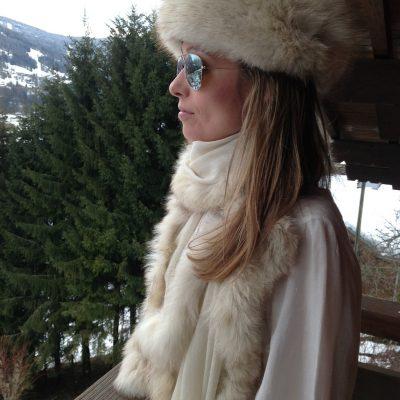 Fox Fur Wraps